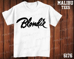 Camiseta Blondie rock banda cantor