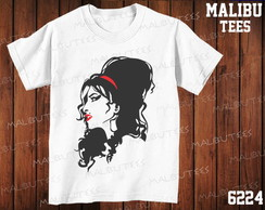 Camiseta Amy Winehouse Rock cantora