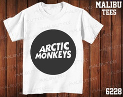 Camiseta Arctic Monkeys Rock Banda
