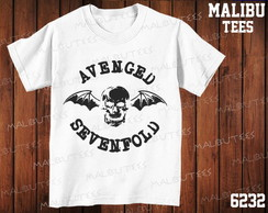 Camiseta Avenged Sevenfold Rock Banda