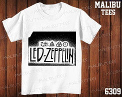 Camiseta Led Zeppelin Banda Rock Axl