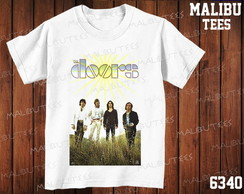 Camiseta The Doors Rock Banda Cantor