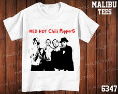 Camiseta Red Hot Chili Peppers Rock