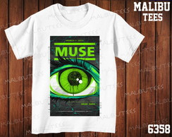 Camiseta MUSE Rock N' Roll Banda