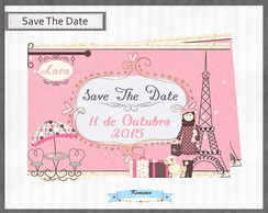Convite Digital - Save The Date (2)