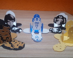Kit Forminha Star Wars 2