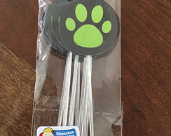 Topper para doces - Cat Noir