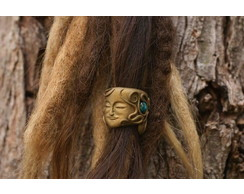 Anel de dread Zen meditation 11,5mm