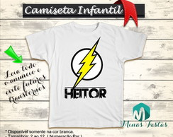 Camiseta Super The Flash