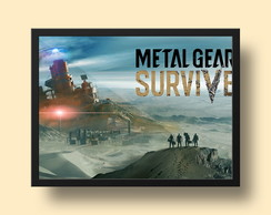 Quadro Metal Gear Survive