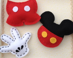 Kit lembrancinhas Mickey Mouse