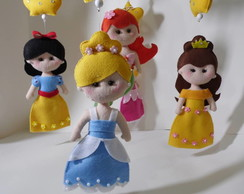 Mobile Musical Princesas