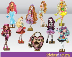 Displays MDF Festa Ever After High Totem