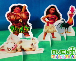 Display de Mesa Moana Disney