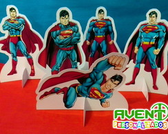 Display de Mesa do Super Homem
