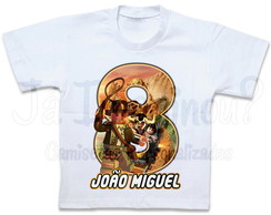 Camiseta Lego Indiana Jones