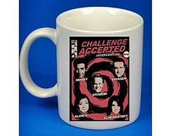 CANECA - CHALLENGE ACCEPTED