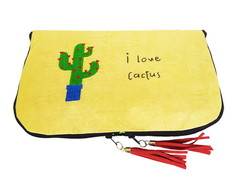 "Case Notebook Cactus (14"" e 15"")"