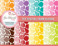 Kit Digital Farm Alegre