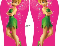 chinelos Tinker Bell