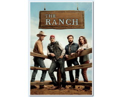POSTER 30X40 - The Ranch