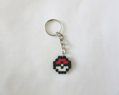 Mini Pokebola em Pixel Art