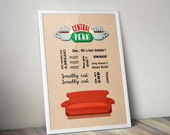 Poster Friends - Central Perk