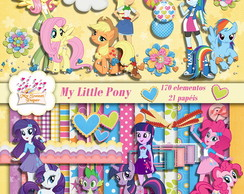 KIT DIGITAL My Little Pony