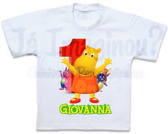 Camiseta Backyardigans Tasha