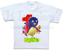 Camiseta Backyardigans Pablo