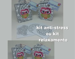Kit pintura - Anti stress