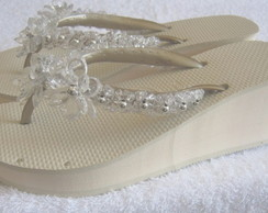 HAVAIANAS HIGH FASHION BORDADA CASAMENTO