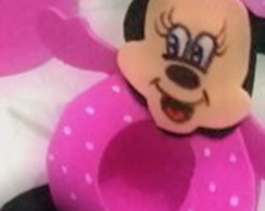 Porta bombom minnie