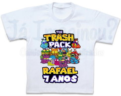 Camiseta Trash Pack