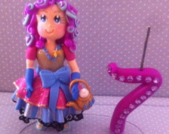 Topo de bolo Ever After High Madeleinei