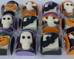 Bombons decorados Hallowen