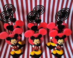 Porta Recado Mickey / Minnie