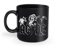 Caneca ACDC- Let There Be Rock
