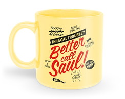 Caneca Better Call Saul - In Legal Troub