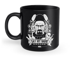 Caneca Breaking Bad - Say My Name