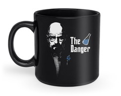 Caneca Breaking Bad - The Danger