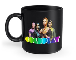 Caneca Coldplay - Photo Colors