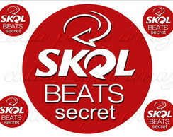 Skol Beats Secret papel arroz 20 cm