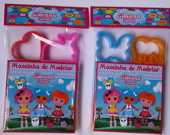 Kit Massinha de Modelar Lalaloopsy