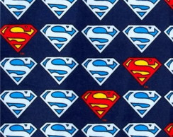 TI012 - flannel superman shield