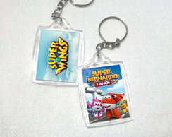Chaveiro Super Wings