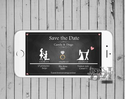 Save the Date - Digital