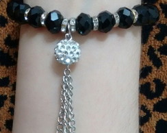Pulseira Night com Strass