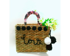 Bolsa customizada Love