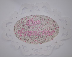 Placa Decorativa Personalizada!